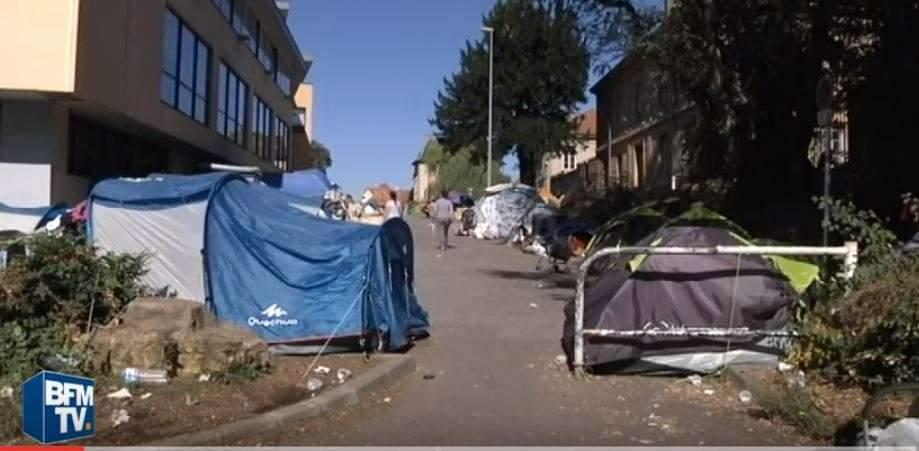 Metz : « Debout contre la misère »