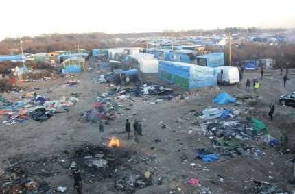 Veillée d'armes à Calais