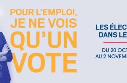 CCI : allez voter!
