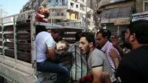 La-guerre-a-alep-syrie