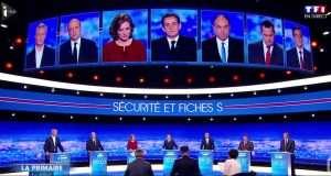 Primaire-à-droite-le premier-débat
