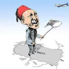 Erdogan : un sultan mégalo-facho-macho