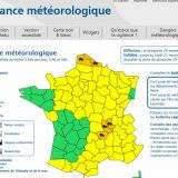 Avis de tempête sur le nord de la France