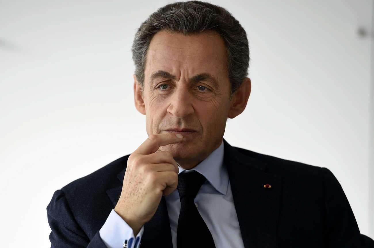 Sarkozy, c'est fini !