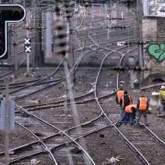 Dégradation des voies ferrées sur les lignes régionales  !