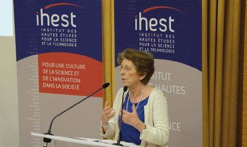 marie-françoise-chevallier-le-guyader-directrice-de-l'IHEST