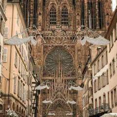 Attentat déjoué à Strasbourg
