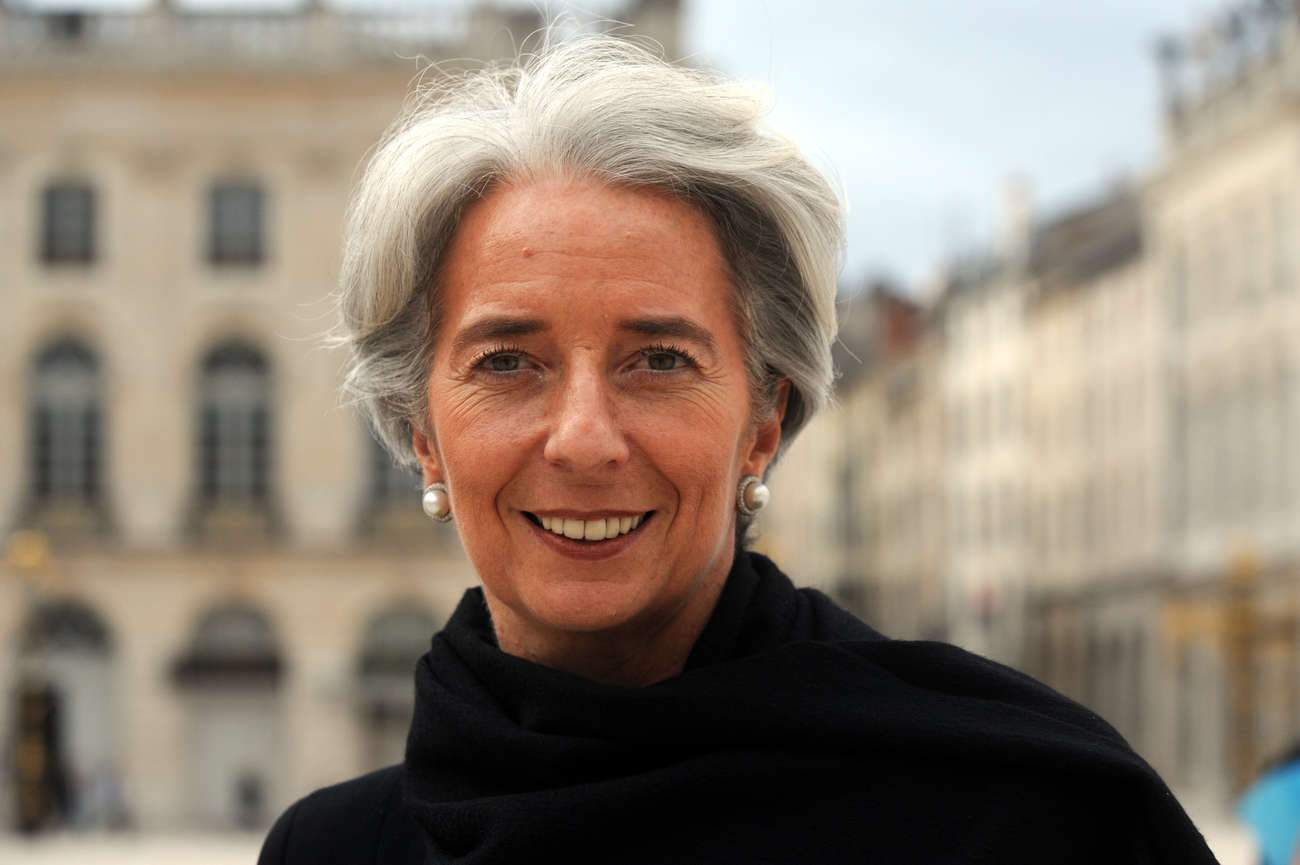 Christine Lagarde jugée par la CJR