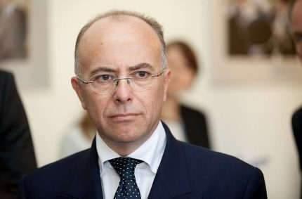 Bernard Cazeneuve à Matignon