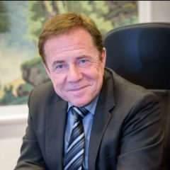 Gilbert Stimpflin, président de la CCI Grand Est