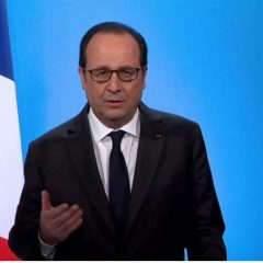 « J'ai décidé de ne pas être candidat » (François Hollande)