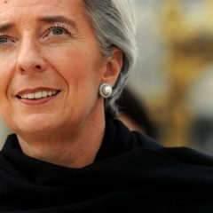 Christine Lagarde condamnée par la CJR