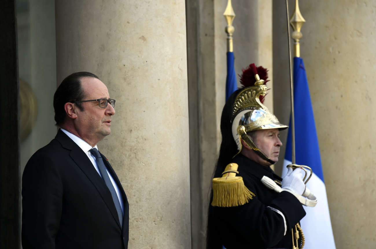 L'étrange malédiction des Présidents majoritaires sous la Vᵉ République