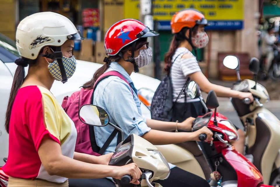 La pollution des villes menace la santé des habitants (Vietnam, Hanoi- pixabay.com)