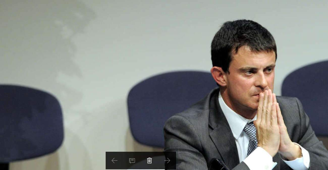 Manuel Valls annoncera sa candidature à 18 h 30