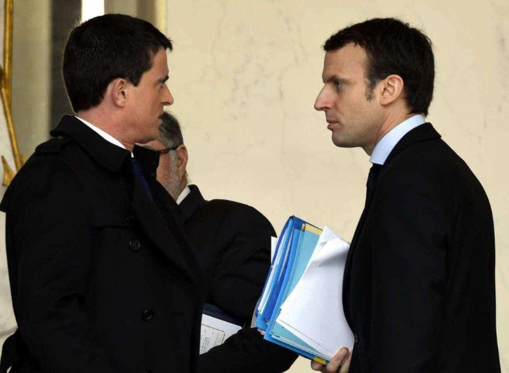 Emmanuel Macron, le candidat attrape-tout