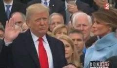 Investiture de Donald Trump, le 20 janvier 2017
