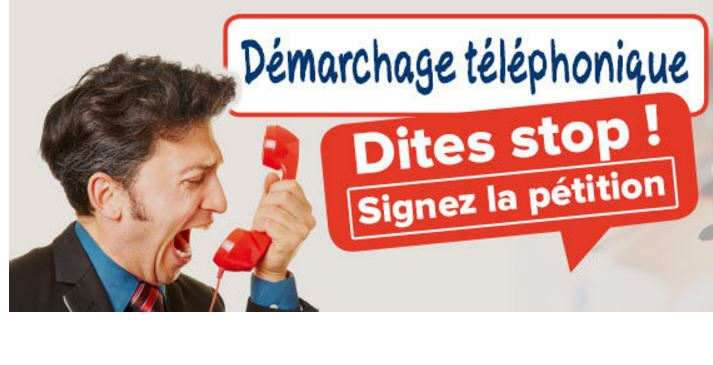 Démarchage téléphonique : ras-le-bol