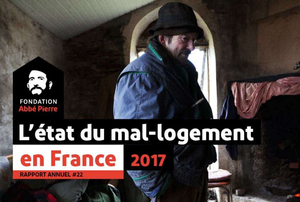 Etat des lieux du mal-logement en France