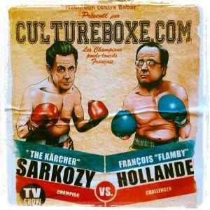le match de 2012 entre Hollande et Sarkozy sera-t-il rejoué?