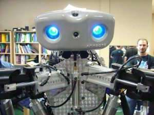 Robot Anybots Jeff Keyzer,