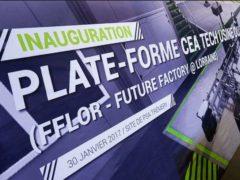 L'usine du futur a été inaugurée lundi en Lorraine