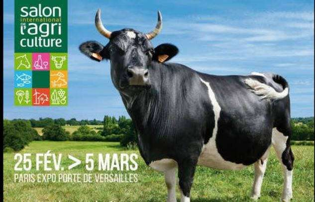 Salon de l'agriculture, « Grand Est, Terre d'innovation »