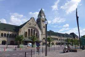 Metz: la plus belle gare de France!