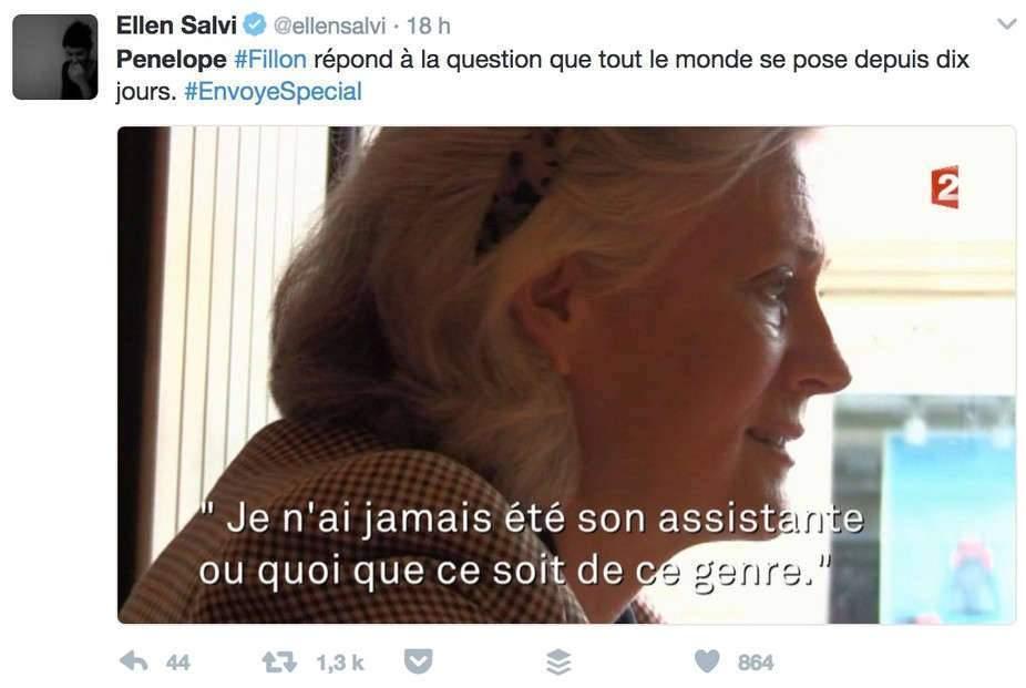 Pénélope Fillon : l'honneur d'une femme, le pharisianisme d'un homme