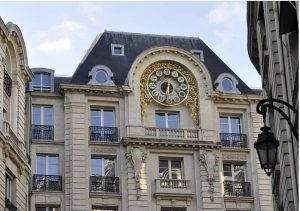 Le pôle financier du TGI de Paris, rue des Italiens.