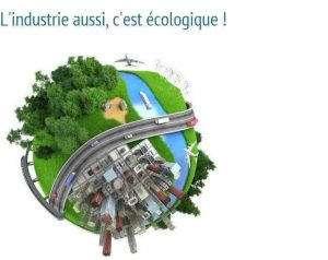 Semaine de l'industire, septième édition : l'industrie aussi, c'est écologique!