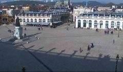 La place Stanislas à Nancy