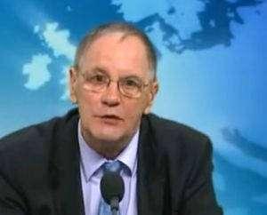 Roger Cayzelle, président de l'Institut de la Grande Région
