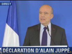 Discours d'Alain Juppé à Bordeaux