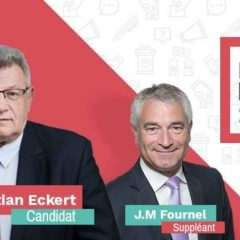 Eckert soutient Benoît Hamon
