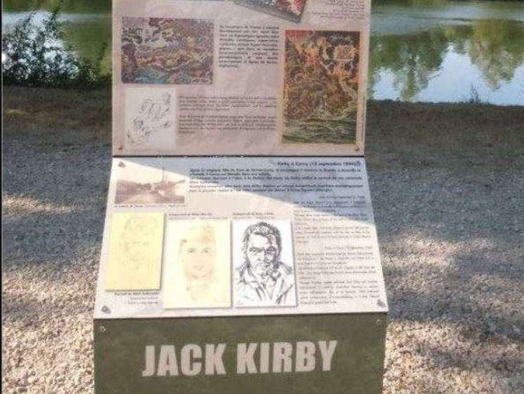 Jack Kirby is back !