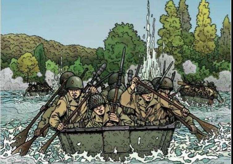 Les batailles de Moselle se racontent en bande dessinée
