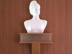Marianne a son buste dans toutes les mairies (DR)