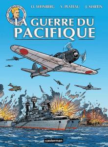 La guerre du Pacifique paru fin novembre 2016
