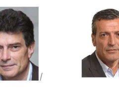 Pascal Durand et Edouard Martin