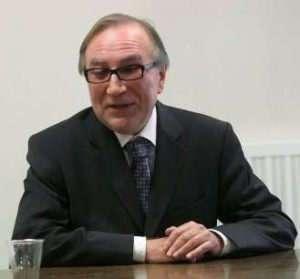Gérard Charollois, président' de Convention Vie et Nature (DR)