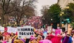 Marche des femmes à Washington