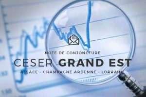 note de conjoncture du CESER Grand Est