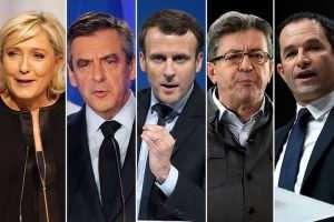 Cinq candidats sur le plateau de TF1 ce soir