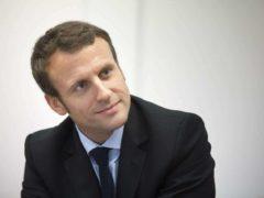 Emmanuel Macron 2017