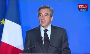 Discours de François Fillon, le 1er mars 2017