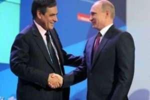 François Fillon et Vladimir Poutine: des amis