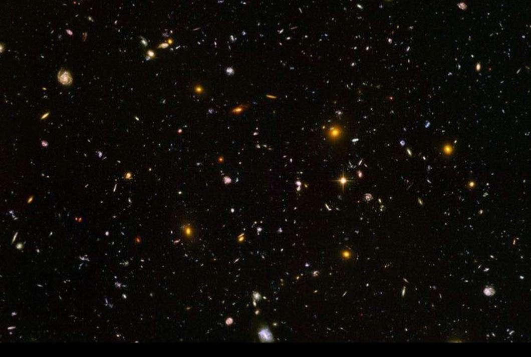 Des galaxies plein les yeux