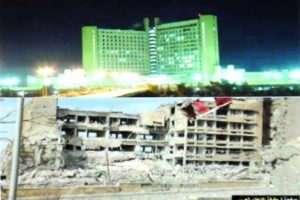 L'hôpital al-Kindi a un statut particulier