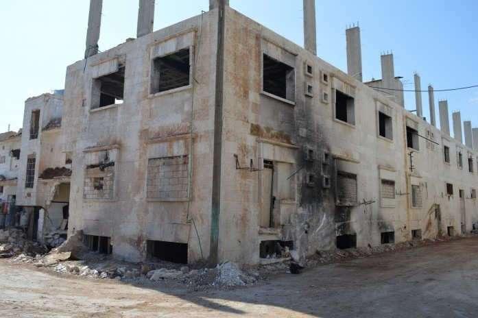 Hôpitaux d'Alep : la sale guerre